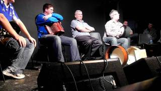 Martin o'Neill playing Bodhran  and Solo