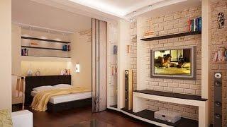 Дизайн маленькой квартиры студии 25 кв. м