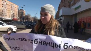 2017 03 29 - В защиту прав обманутых дольщиков (Лобня)