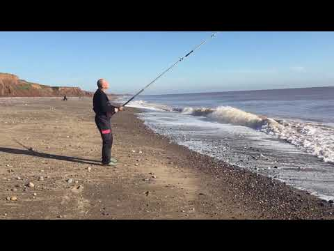 Fishing At North Withernsea