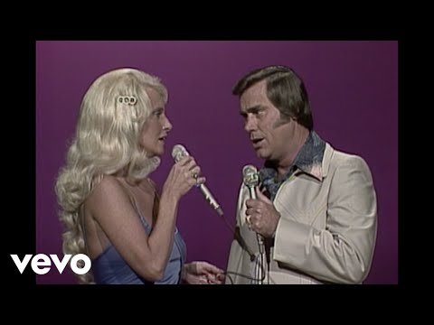 Tammy Wynette, George Jones - Golden Rings (Live)