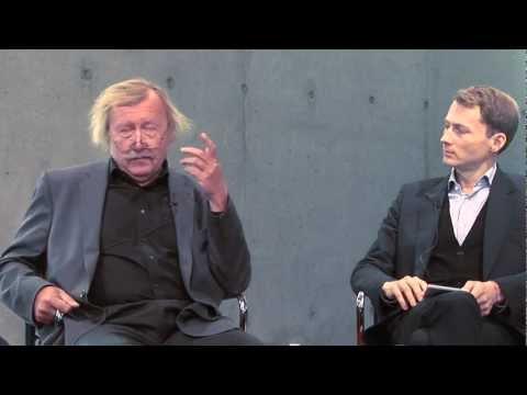 Peter Sloterdijk über Rudolf Steiner als Designer 2011