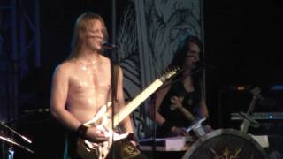 Ensiferum - Lai Lai Hei - Live 2011