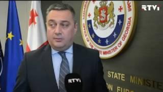 Министр евроинтеграции Грузии о безвизовом режиме и росте эмиграции