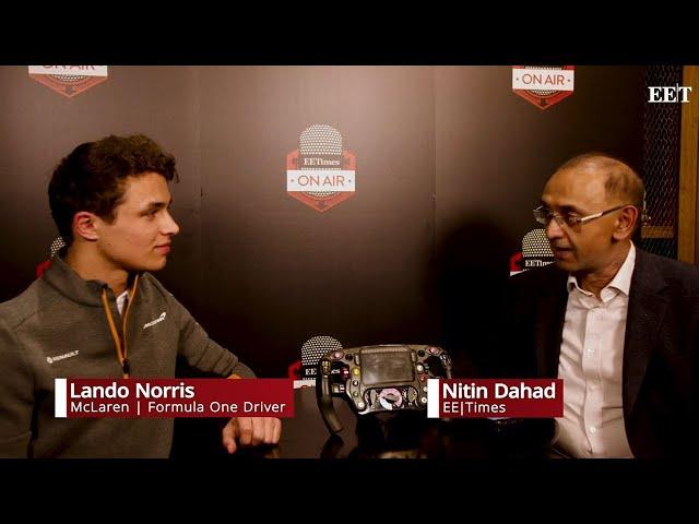 Lando Norris, McLaren: A Driver's View on Tech in Motorsports