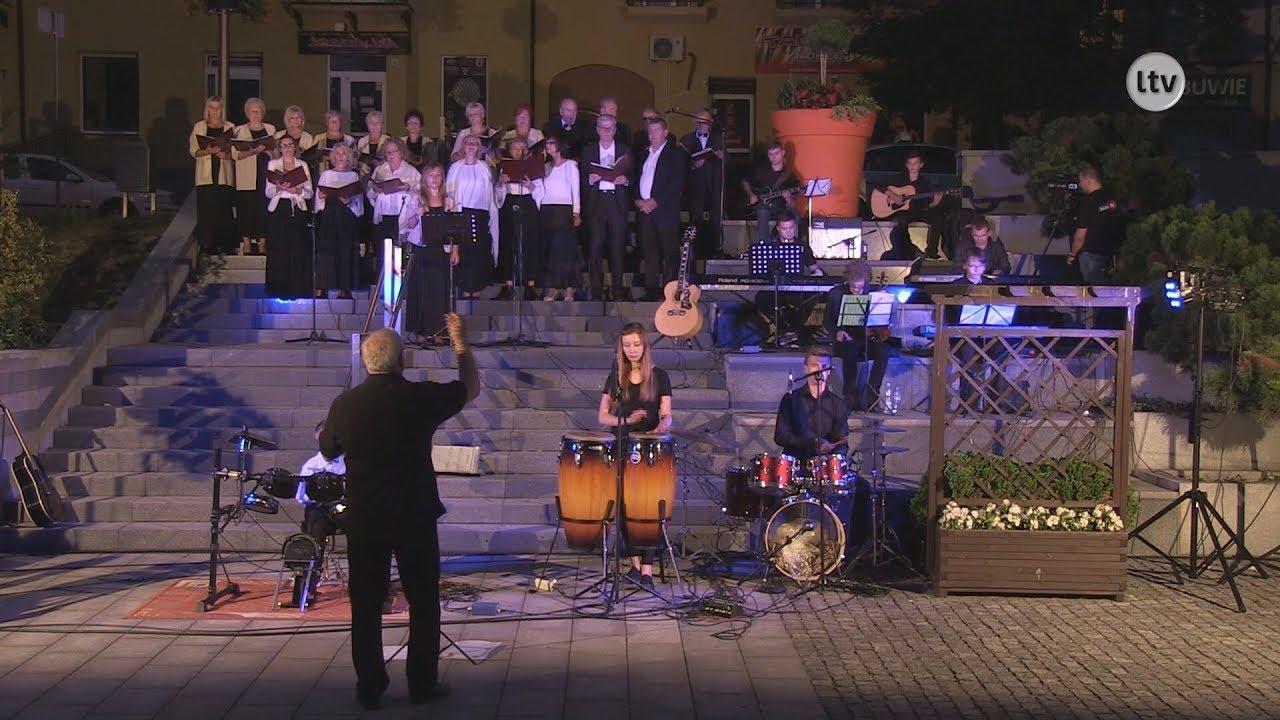 Lokalna.TV: Filmowa muzyka pod gwiazdami