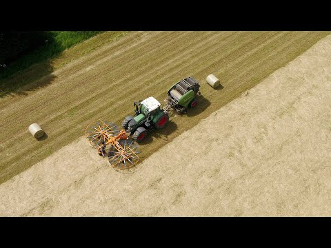 Abimac UK Front Rakes Video 2019 By Farming Photography