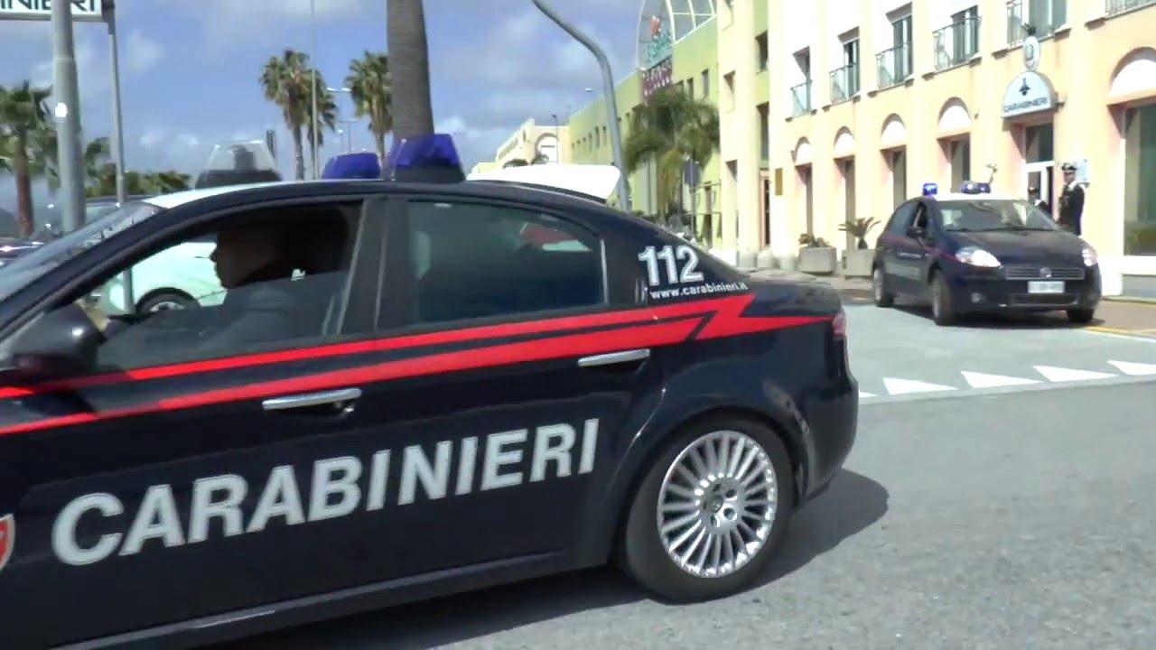 Arrestati a Pietra L. tradotti al carcere Marassi di Genova: video #1