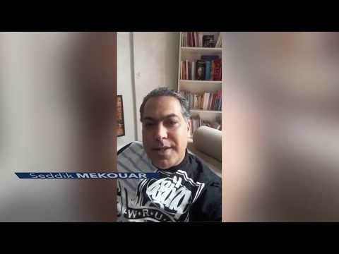 AKID2030 - Message de solidarité de M. Seddik Mekouar, comédien et réalisateur théâtral