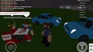 ROBLOX cops RPD ep1