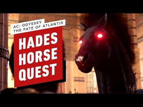 AC: Odyssey Fate of Atlantis Hades Horse Quest Walkthrough