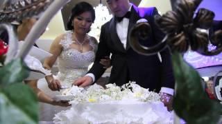 Шикарный торт со свадьбы певицы Шаба Аденкул