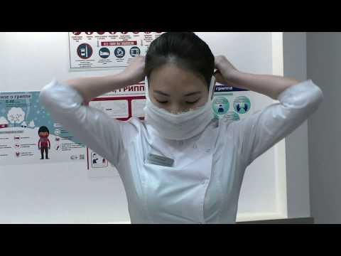Медицинскую маску можно изготовить самому!