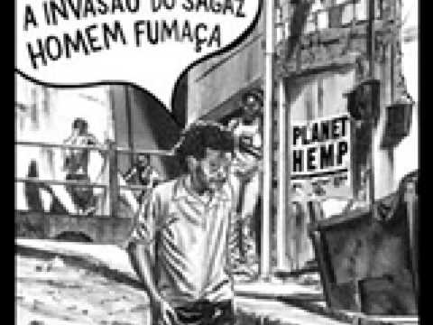 Planet Hemp  O Sagaz Homem Fumaça