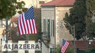 🇺🇸 Trump's Jerusalem move: Obstacles for US embassy plans