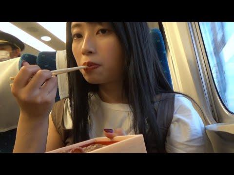 大阪に新幹線で大好きな人に会いに行く旅。