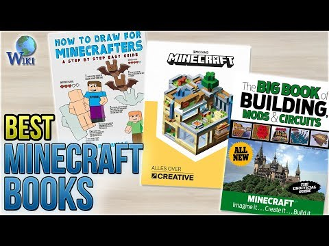9 Best Minecraft Books 2018 - YouTube