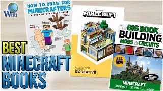 9 Best Minecraft Books 2018 thumbnail
