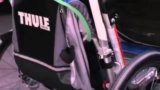 Carritos Multifuncionales para Niños - Thule Chariot CX 1