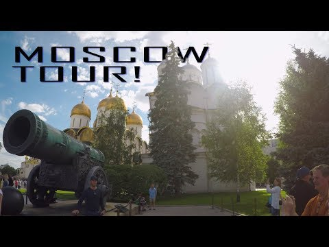 Tour Moscow and the Kremlin | Russia