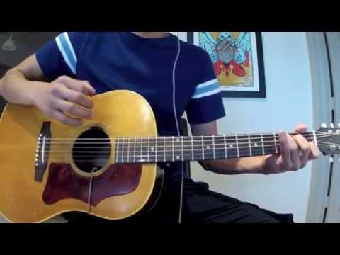 Pearl Jam - I Am Mine (Guitar Lesson)