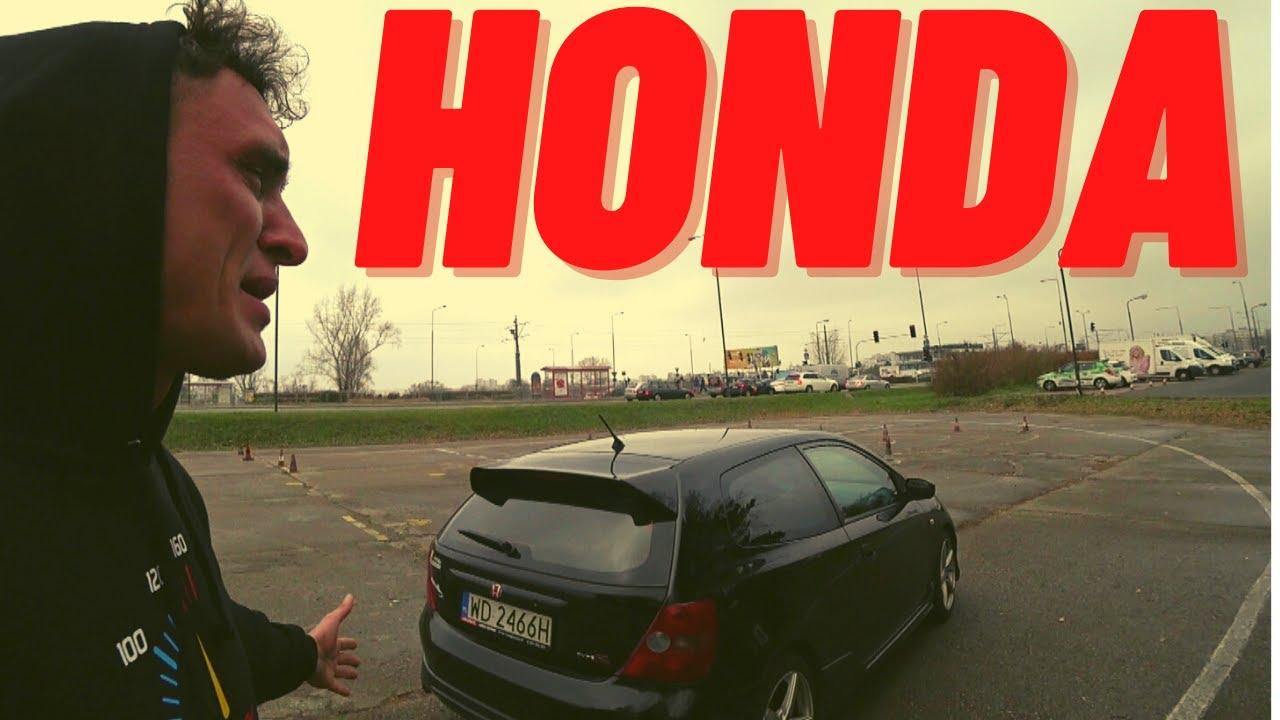 Honda szybsza niż wygląda?  Test Civic  Type R VII gen | Made in Japan łopata do śniegu