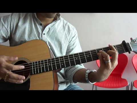 Tum Hi Ho - Aashiqui 2 (Acoustic Guitar Cover)