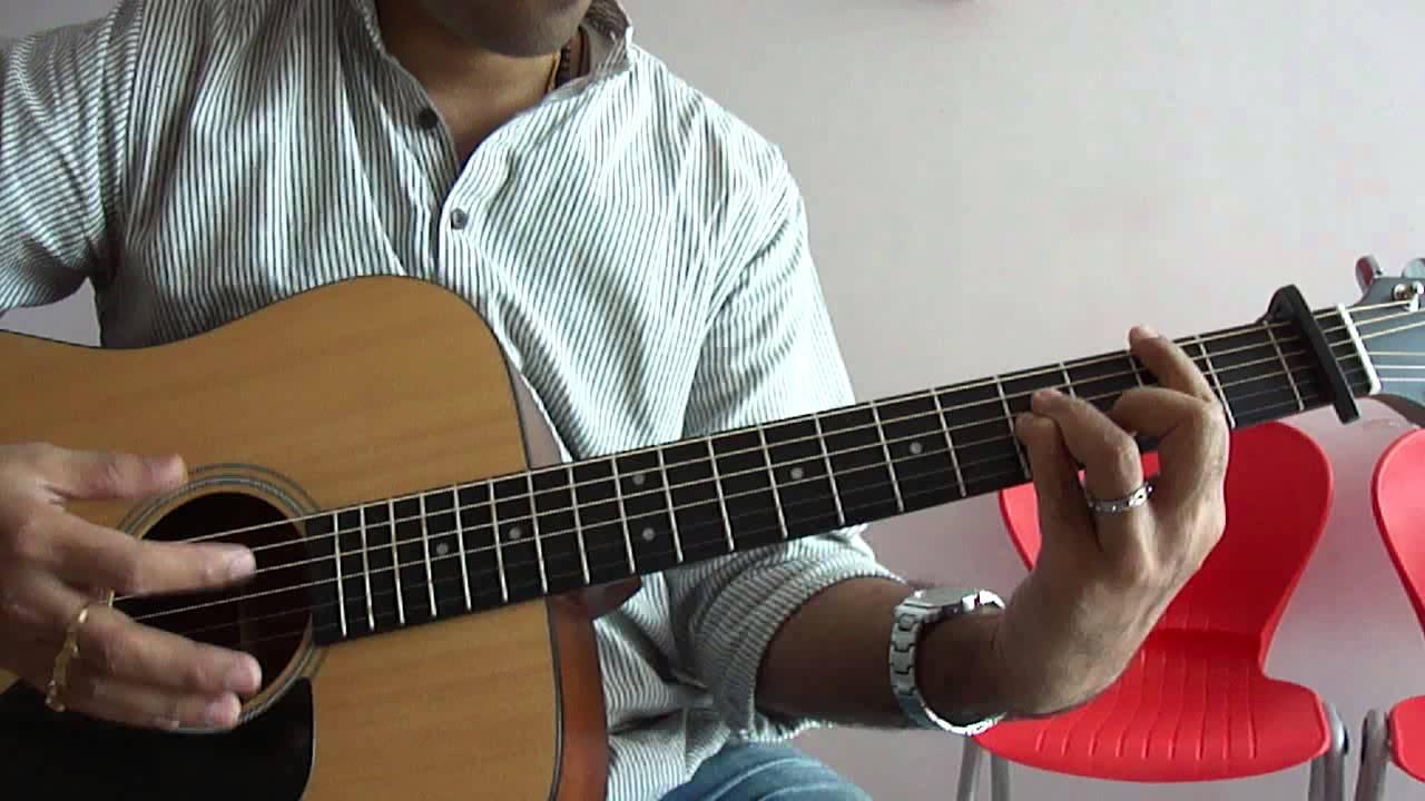 Tum Hi Ho - Aashiqui 2 (Acoustic Guitar Cover) - YouTube