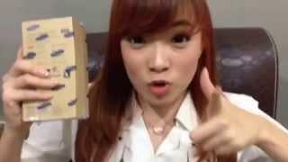 Angel & Christy Chibi Win Samsung S5 dari OpenSnap, Album Kuliner, Indonesia