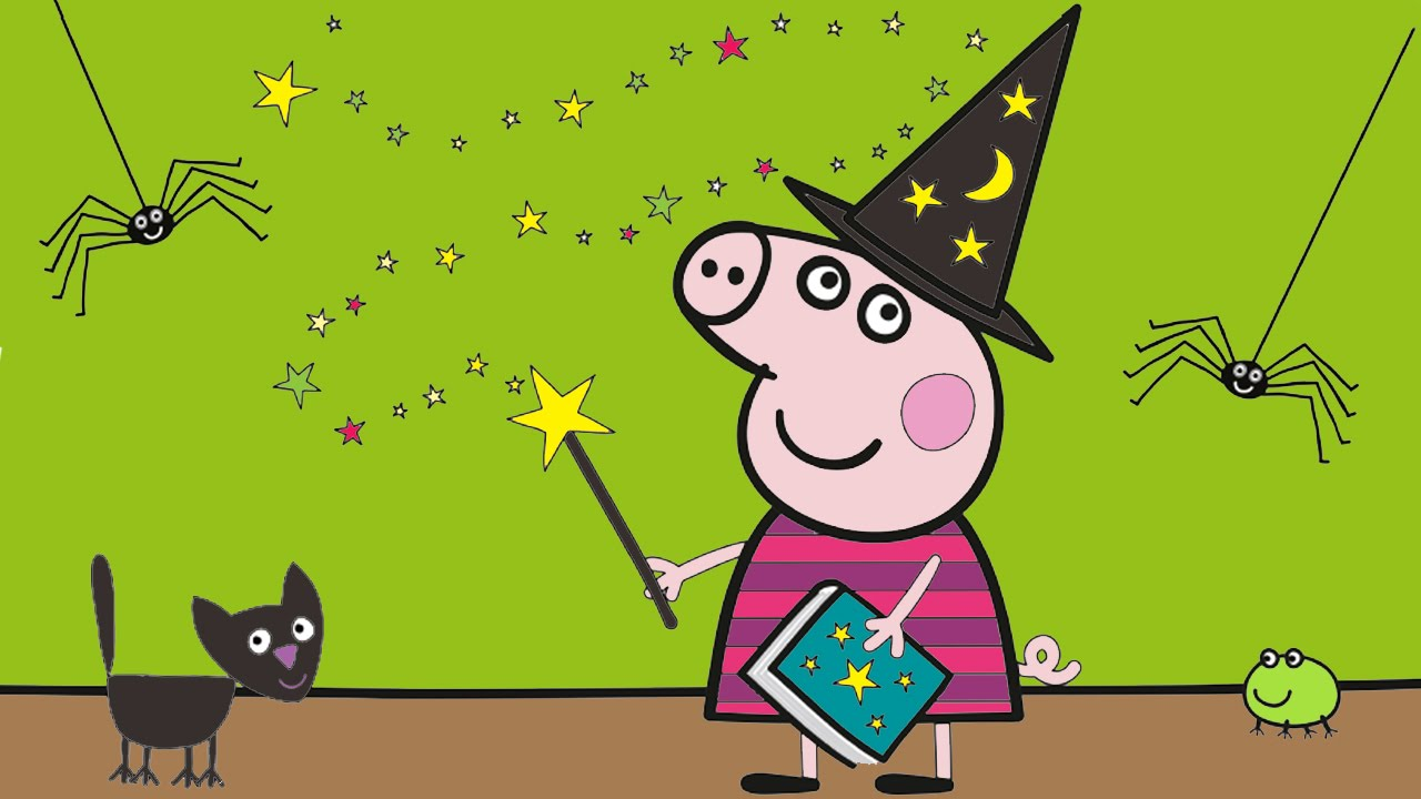 Halloween Coloring Pages For Kids ♥ Halloween Coloring Book ♥ Part ...