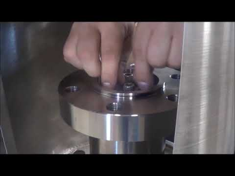 Installation of Rigid Removable Shaft Couplings on Tapered and Stepped Mixer Shafts