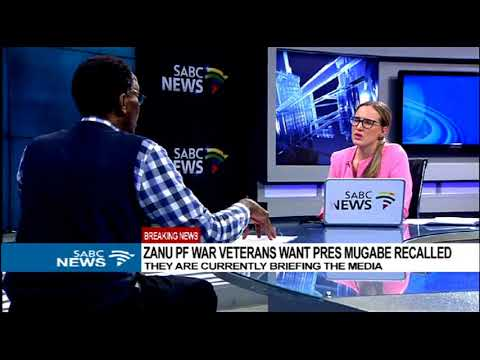 Situation in Zimbabwe is a coup - Izak Khomo