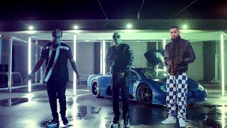 Rauw Alejandro, Farruko, Yandel, Tainy - Despacio (Official Video)