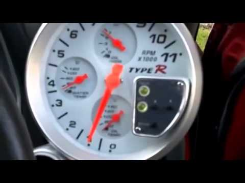 5 4 in 1 tachometer, recall & shift light speedmaster™ video by at racing  world