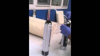 PURCHEM PU FOAM COLD RESISTANCE TEST