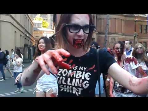 20121027 Sydney Zombie Parade