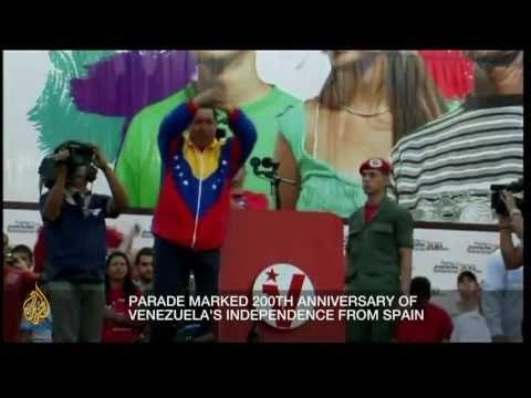 Inside Story - Venezuela's 200 years of freedom