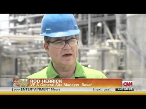 "CNN - ""America's Job Hunt"" spotlights Baytown,TX jobs 5-20-2011"