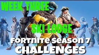 Fortnite Season 7 Week 1 Challenges Battle Star Platform302
