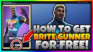How To Get Brite Man Skin In Fortnite