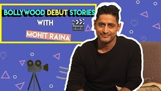 Mohit Raina Reveals His Bollywood Debut Story | Exclusive Interview | URI