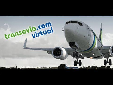 Transavia.com Virtual - Official Video
