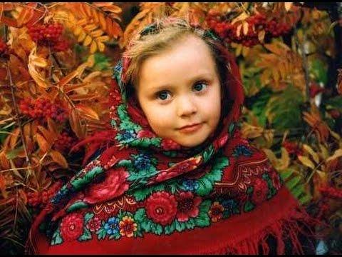 ♫ Калинка малинка песня | Русские народные песни для детей | Kalinka
