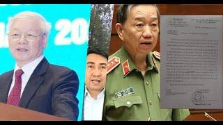 Bi hài Nguyễn Phú Trọng – mượn lời cuối năm