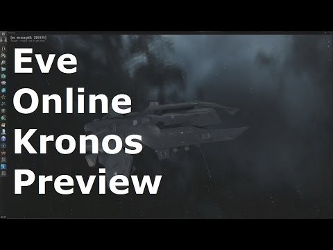 Eve Online - Kronos Updates - New Ships, Modified Ships