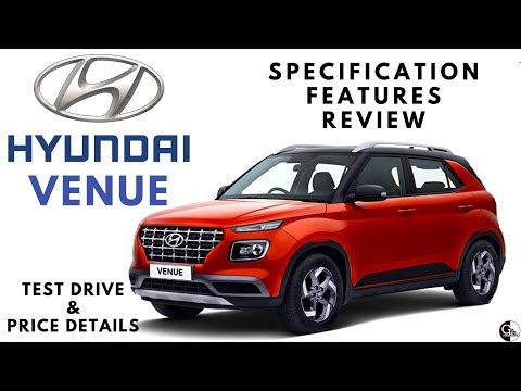 Hyundai Venue Full Detailed Review I Variants I Price I Features In Hindi