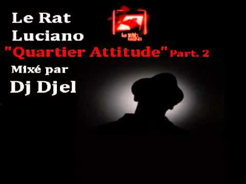 Youtube: Le Rat Luciano – Sale inedit !!! Quartier Attitude