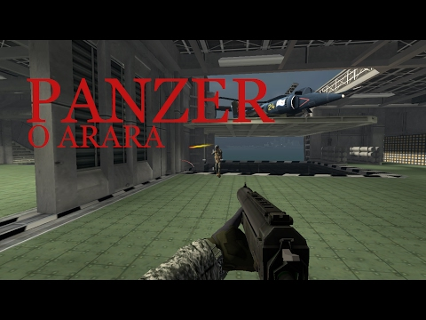 Red Crucible Reloaded: PANZER PISTOL