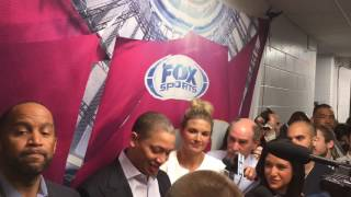 """Ty Lue on Cleveland Cavaliers chemistry: """"It's been great"""""""
