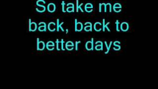 Story Of The Year-Take Me Back Lyrics
